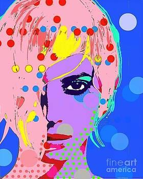 Christy Turlington by Ricky Sencion