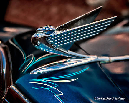 Christopher Holmes - Chrome Wings