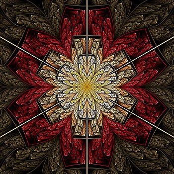 Chrysanthemum by Ross Hilbert