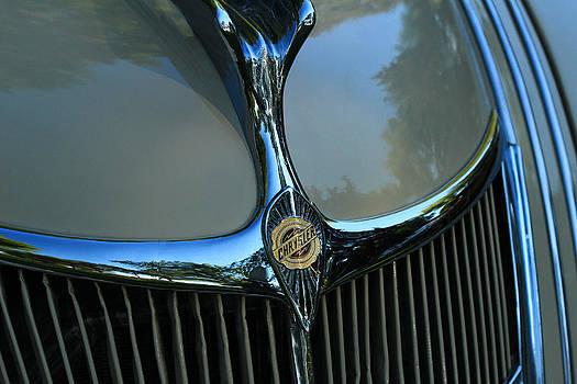 Chrysler Airflow  by Jim Cotton