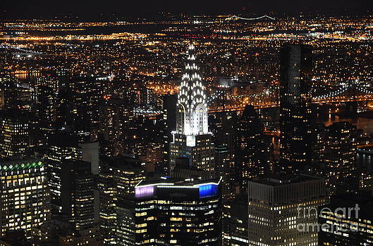 Chrysler Building by Andy Yoon