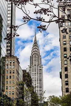 Chrysler Building by Chris Halford