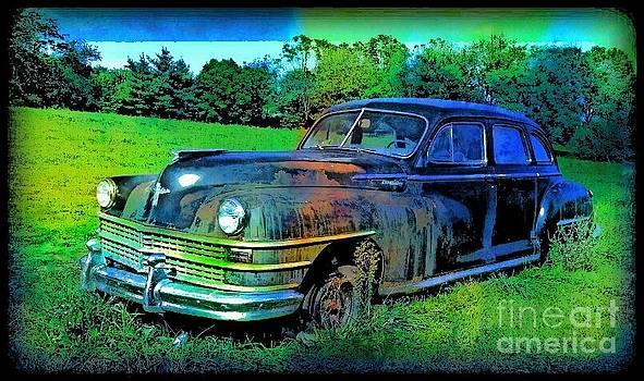 Chrysler Windsor color by Denise Jenks