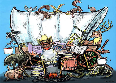 Chuckwagon by Kevin Middleton