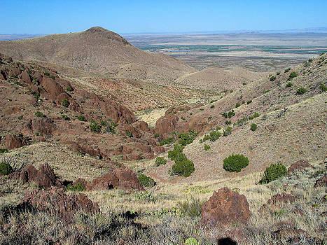 Steven Ralser - Chupedera Trail - New Mexico