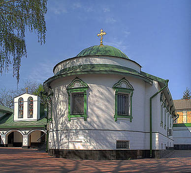 Matt Create - Church at Kitaevo Hermitage