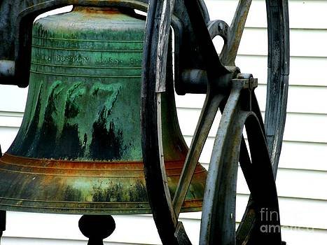 Church Bell by Christy Beal