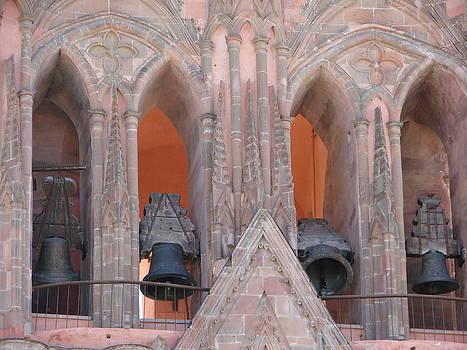 Church Bells in San Miguel by Michael Kovacs