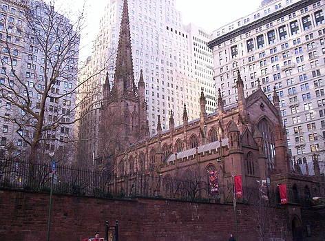 Church by Carolyn Koonings