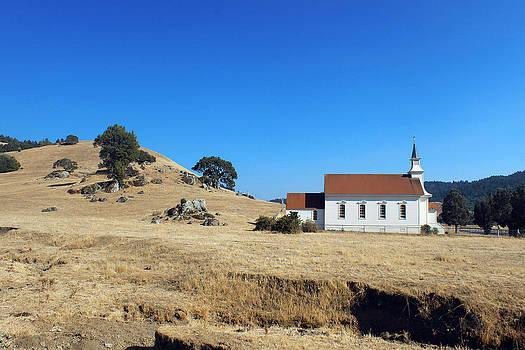 Church by Daniela Safarikova
