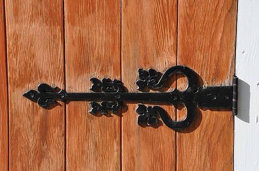 Valerie Kirkwood - Church Door Hinge