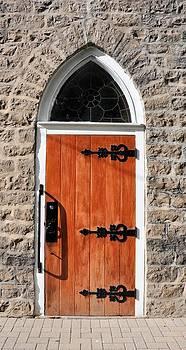 Valerie Kirkwood - Church Door
