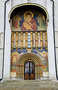 Pravine Chester - Church Fresco