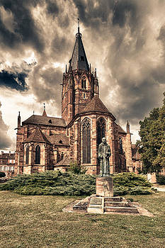 Church by Hans-Juergen Sommer