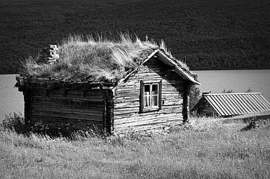 Church Hut by Tiina M Niskanen