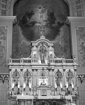 Veronica Vandenburg - Church in Black and White