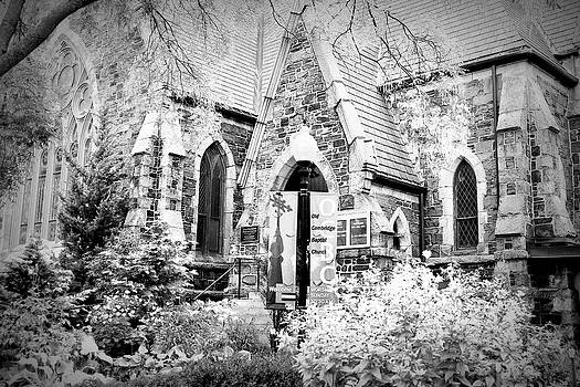 Church in Cambridge by Ellen Ryan