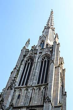 Church in NYC by Matt Stern