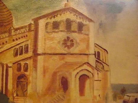 Church in the Mediterranean by Paul Rapa