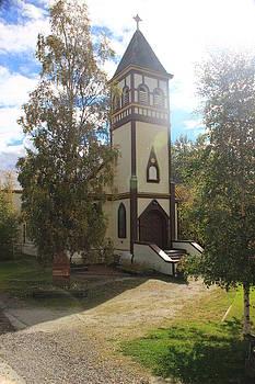 Marv Russell - Church in Dawson
