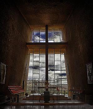 Church in the Rock by Darren  Cornea