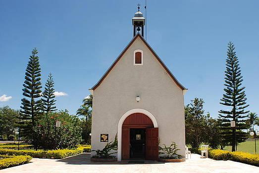 Church by Isabella Rocha