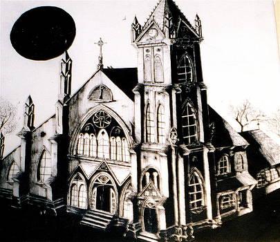Church by Jacob Hostetler