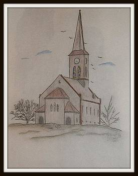 Church by Janet Moss