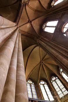 Church Marburg Germany by AR Annahita