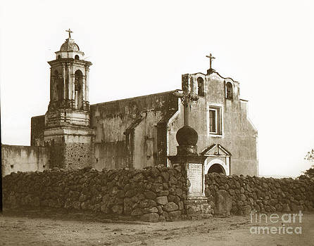 California Views Mr Pat Hathaway Archives - Church Mexico circa 1900