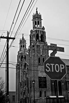 Church NE Alberta by Rae Berge