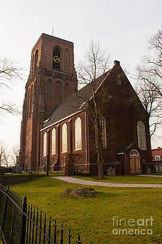 Church of Ransdorp by Sara  Meijer