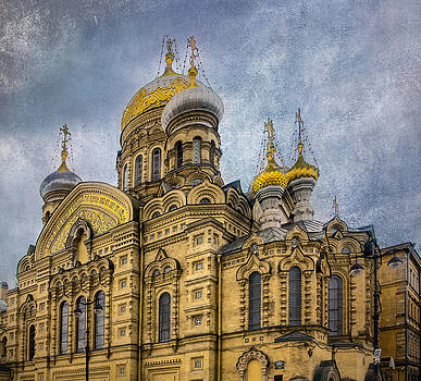 Church of the Assumption of the Blessed Virgin Mary by Ludmila Nayvelt