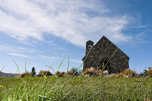 Church Of The Good Shepherd by Isaac Sim