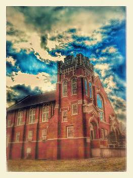 church on 9th and Riley by Dustin Soph