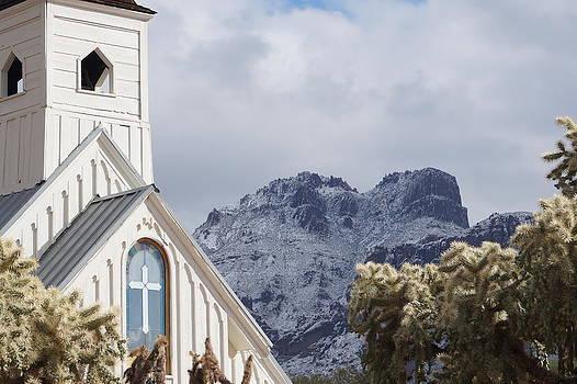 Elvis Presley Chapel by Broderick Delaney