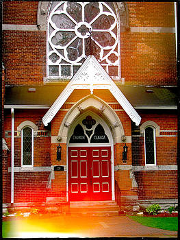 Laura Carter - Church Photograph