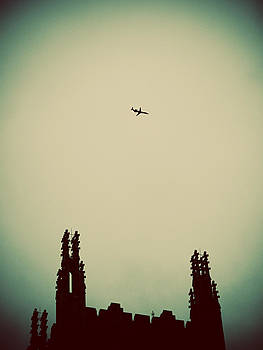 Church plane by Newyorkcitypics Bring your memories home