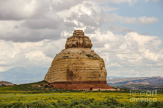Church Rock by Sue Smith