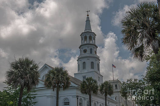 Dale Powell - Church Steeple