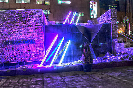 Churchill Square by Loki Pestilence
