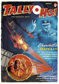 Churchill's Death Ray by Alex Tomlinson