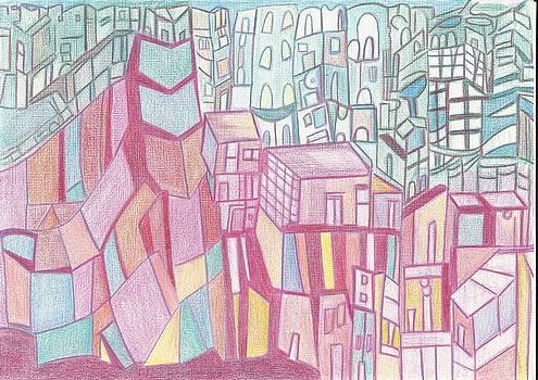Cidade 18 by Marina De Bonis