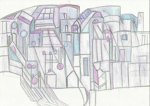 Cidade 2 by Marina De Bonis