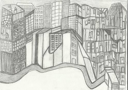 Cidade 21 by Marina De Bonis