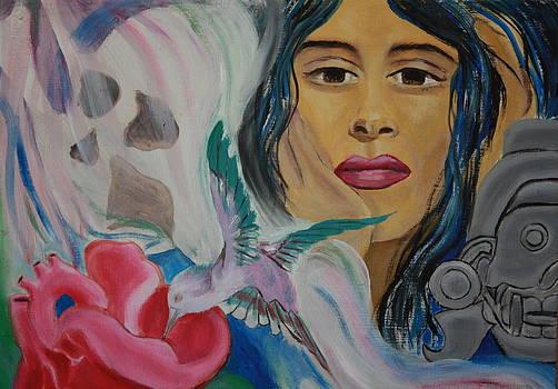 Cihuatl by Emma Medina