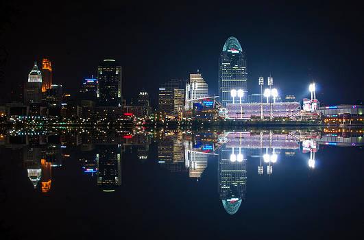 Randall Branham - Cincinnati reflected