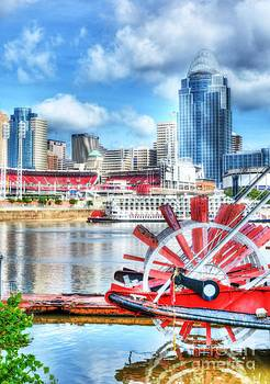 Mel Steinhauer - Cincinnati River Days
