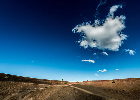 Cinder Cone by Detlev Schwabe