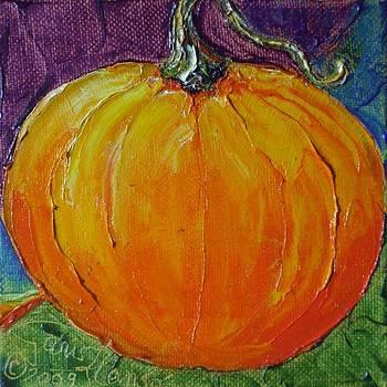 Cinderella Pumpkin by Paris Wyatt Llanso